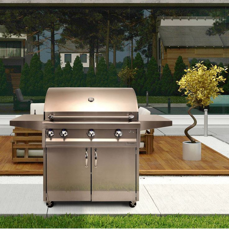 Artisan Grills at Milcarsky's Appliance Centre' in 2020