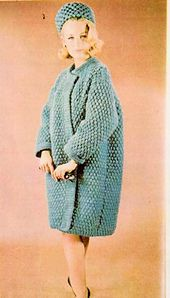 Ravelry: Crocheted Topcoat: Hat pattern by Australian Women's Weekly