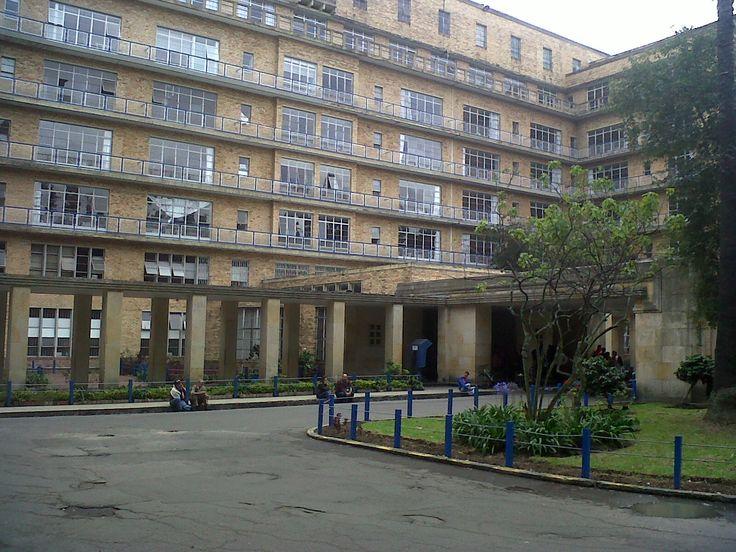 Hospital San Carlos by DJ Mitsu