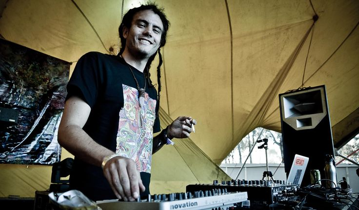 Grouch - Zenon Records (NZ) #grouch #zenon #oscarallison #eclipsefestival2016 #psychedelic #psytrance #progressive