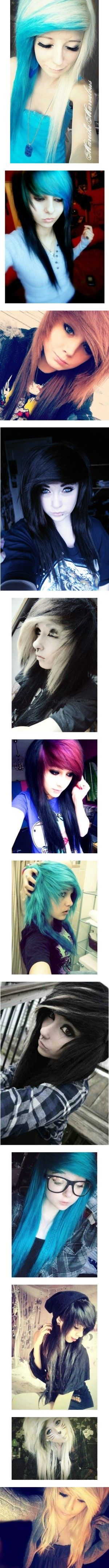 """""""emo girls"""" by scarlet-snow on Polyvore"""