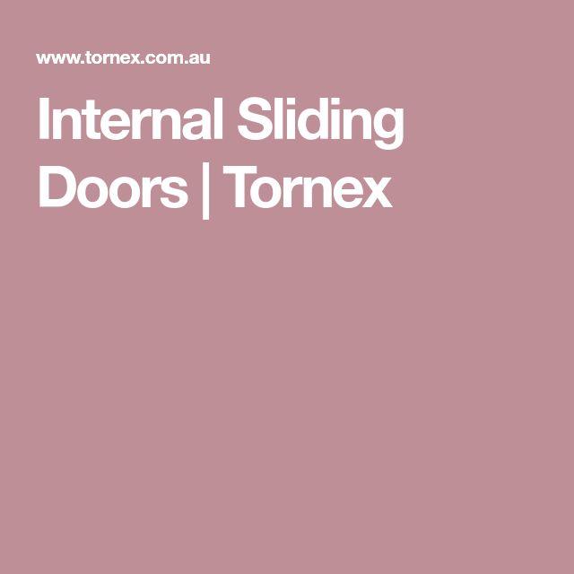 Internal Sliding Doors   Tornex
