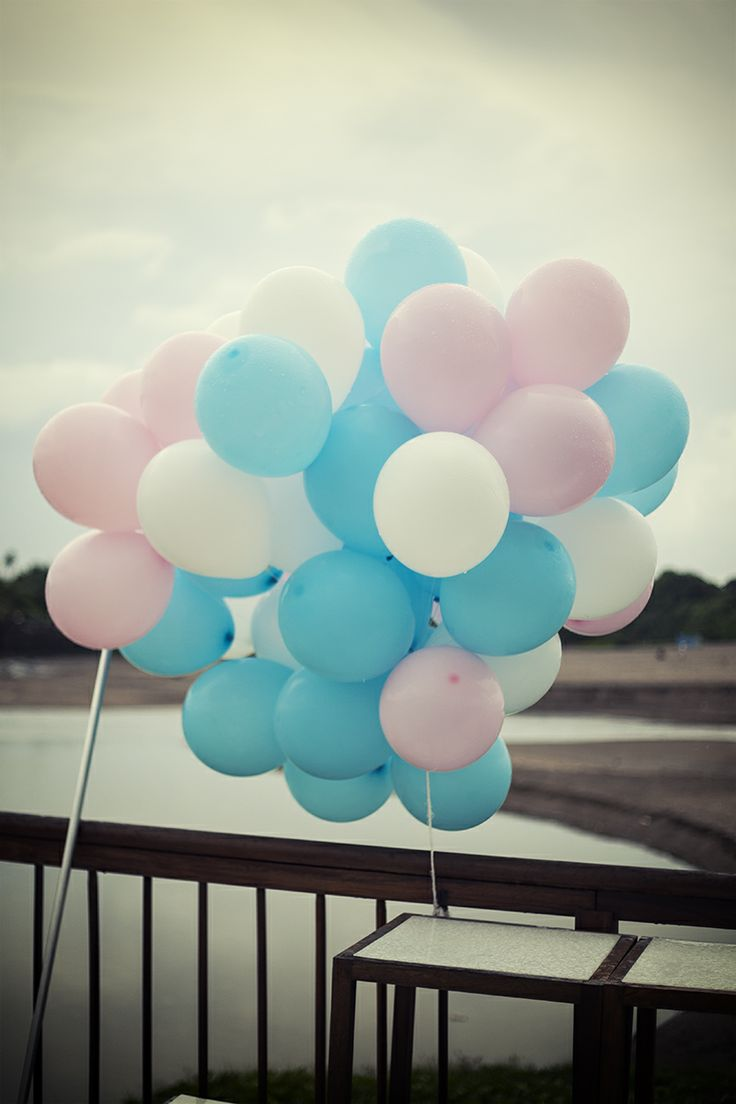 The Balloons.
