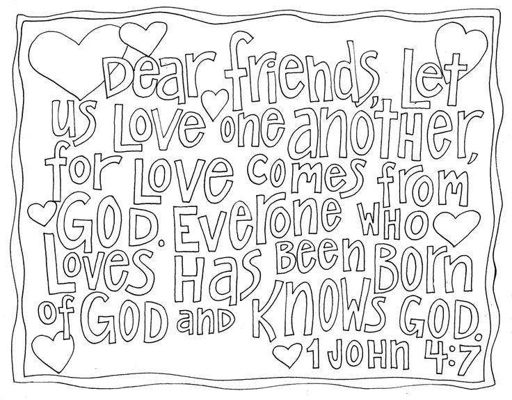 New Testament Verses Love