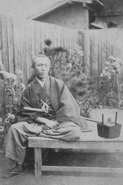 Sakamoto Ryōma was a prominent figure in the movement to overthrow the Tokugawa shogunate during the Bakumatsu period in Japan.