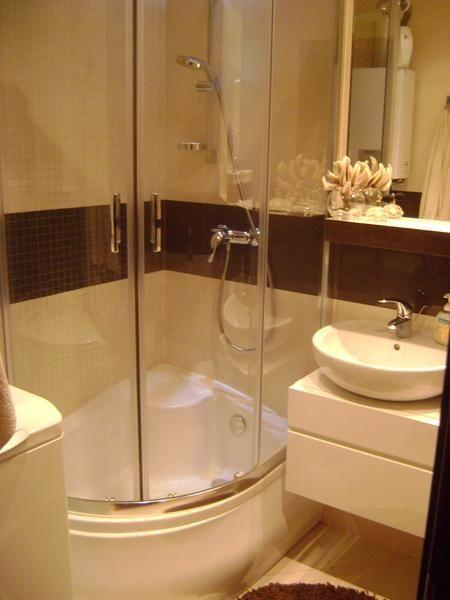 Mała łazienka W Bloku 3m2 Zdjecie Nr 2 Bathroom Pinterest