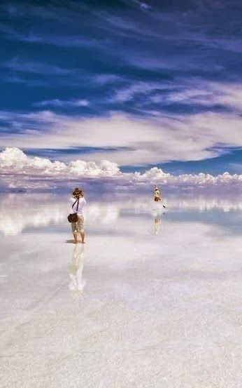 Salar de Uyuni (or Salar de Tunupa) is the world's largest salt flat at 10,582 square kilometers (4,086 sq mi). It is located in the Potosí ...