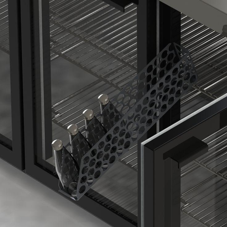 Apparo Inserts for Bar fridge organization