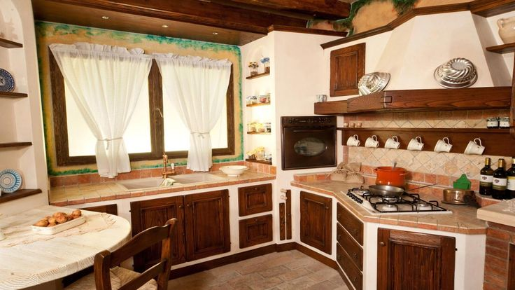 The 355 best Cucina images on Pinterest | Kitchens, Country kitchens ...