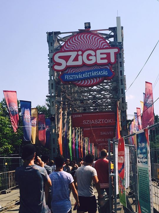 Sziget Festival: hot tips and what to pack
