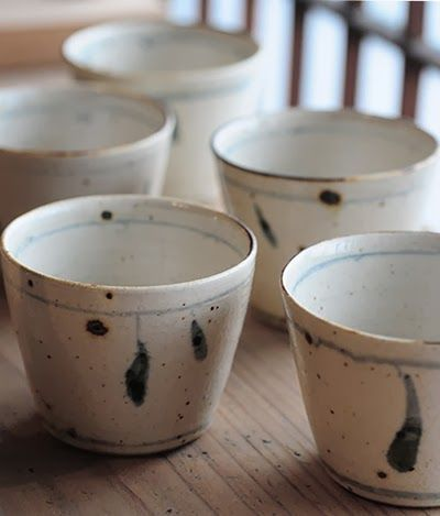 Analogue Life cups tazze, bicchieri in ceramica #cups