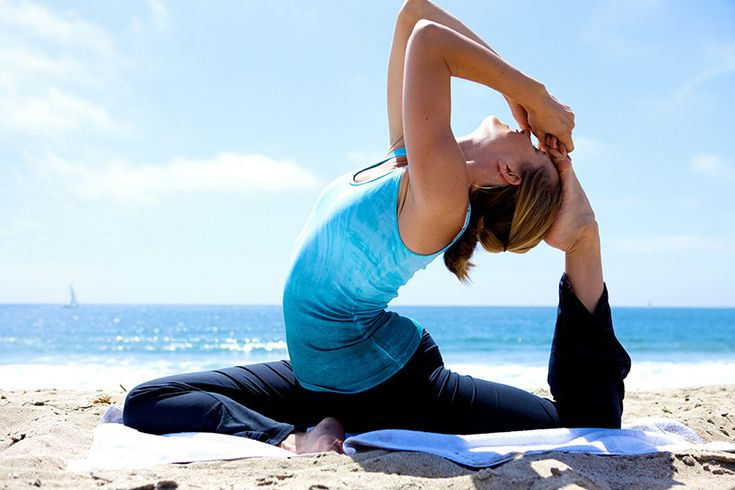 Start your beautiful day with a Yoga on the beach. Daily between 8am to 9am at Four Mile Beach in Port Douglas.