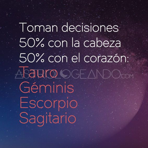 #Tauro #Géminis #Escorpio #Sagitario #Astrología #Zodiaco #Astrologeando