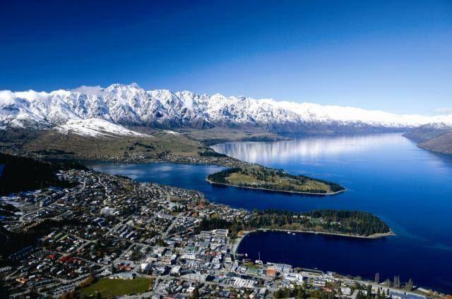 Queenstown New Zealand.