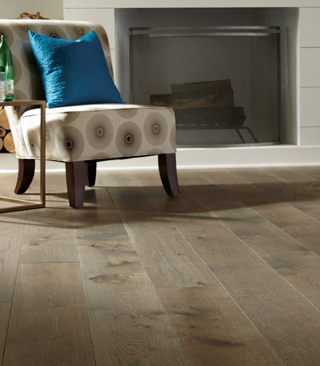 Prefinished oak flooring and engineered wood flooring from for Montage floors