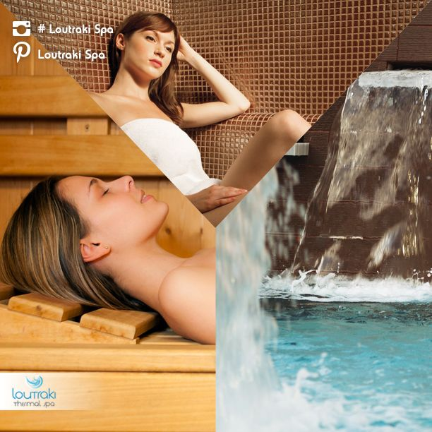 Swimming pools, massage, saunas and hamam… the perfect combination of holistic and luxurious spa experience!!!