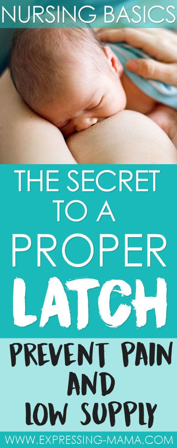 Struggling to get your newborn baby to latch correct when breastfeeding. This guide includes latch tips, how to support your breasts, how to notice a right latch and a wrong latch. This advice will help you avoid pain, low supply and stop you from quitting breastfeeding. Proper latch breastfeeding newborn. The Secret To A Good Breastfeeding Latch - Expressing Mama