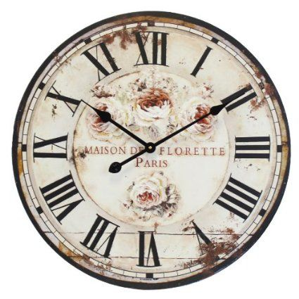 Pi di 25 fantastiche idee su decorazione orologio da - Orologi componibili da parete ...