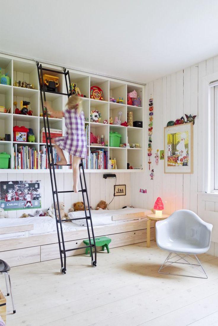Meer dan 1000 ideeën over Regal Kinderzimmer op Pinterest - Open ...