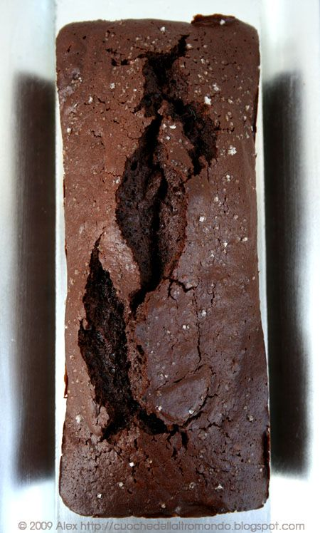 Grand Canyon of Chocolate. Too bad the recipe is in Italian...