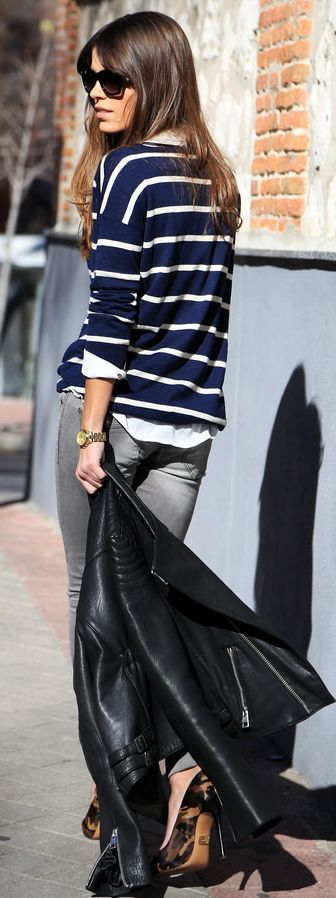 Back To Stripes by Seams For a Desire
