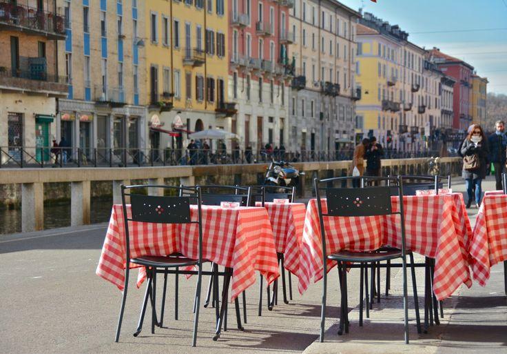Un sabato di sole sui Navigli e il brunch da Anadima