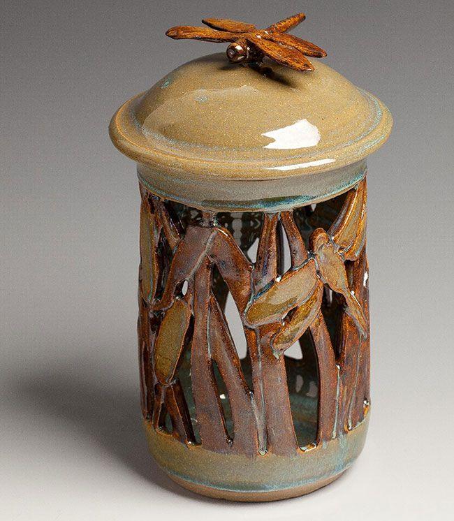 Clay Dragonfly Lantern Google Search Luminaries