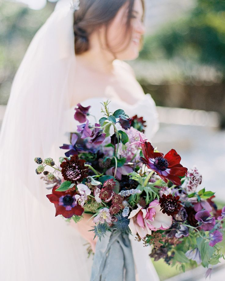21 Breathtaking Flowers To Inspire Your Winter Wedding: 1513 Best Images About Wedding Bouquets On Pinterest