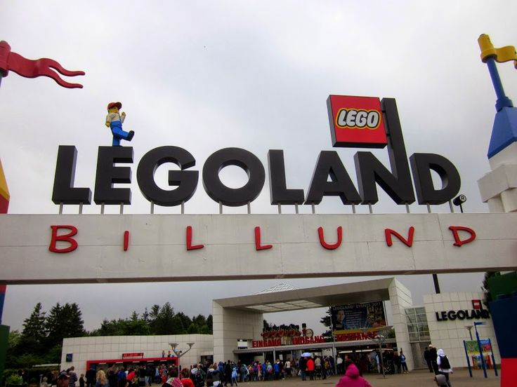 Legoland, Billund, Denmark