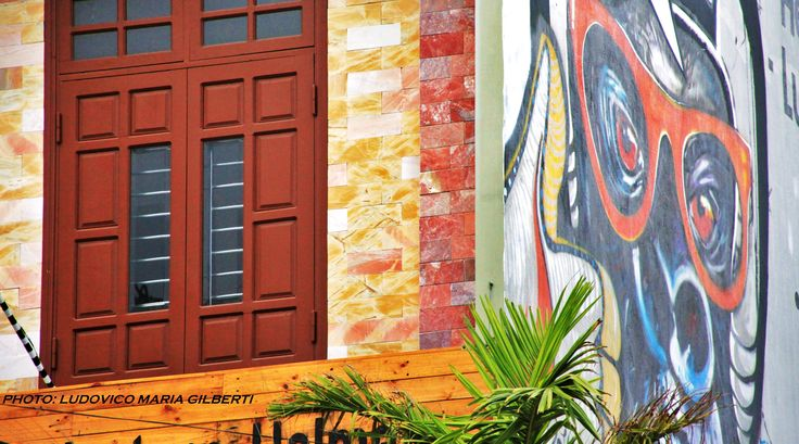 copyright: ludovico maria gilberti #Vietnam #Hoi An #Street Art