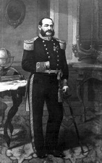 Miguel María Grau Seminario (* Paita, Perú, 27 de julio de 1834 - † Punta Angamos, Bolivia, 8 de octubre de 1879)