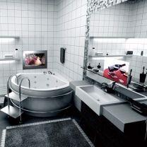 Gallery, Television For Bathroom, Weatherproof TV, TV in Bathroom, Outdoor Television, Kitchen TV