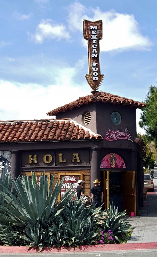 El Camino Restaurant | San Diego Mexican Food | Little Italy restaurants | Best Mexican Food in San Diego
