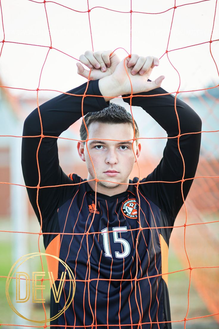 Senior Picture Ideas for Guys | Soccer