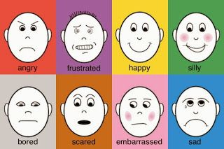 Μικρή Αγκαλιά: Μαθαίνω τα συναισθήματα