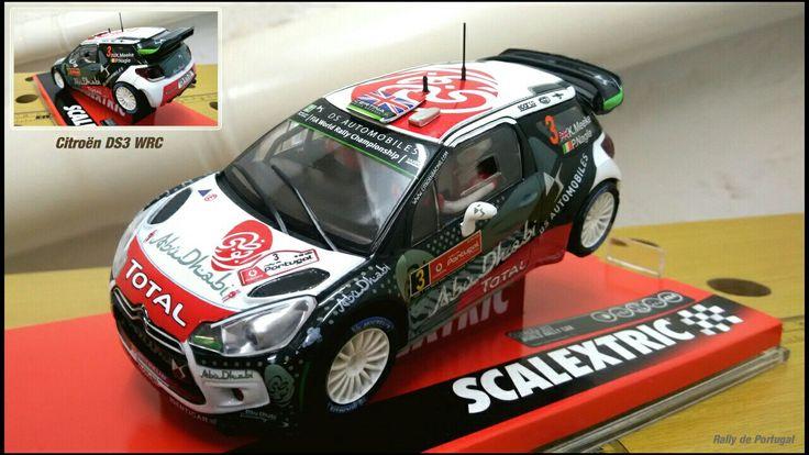 CITROËN DS3 WRC (Rally de Portugal)