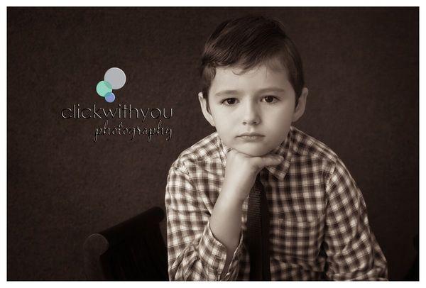 North Brisbane Children's Portrait Photography