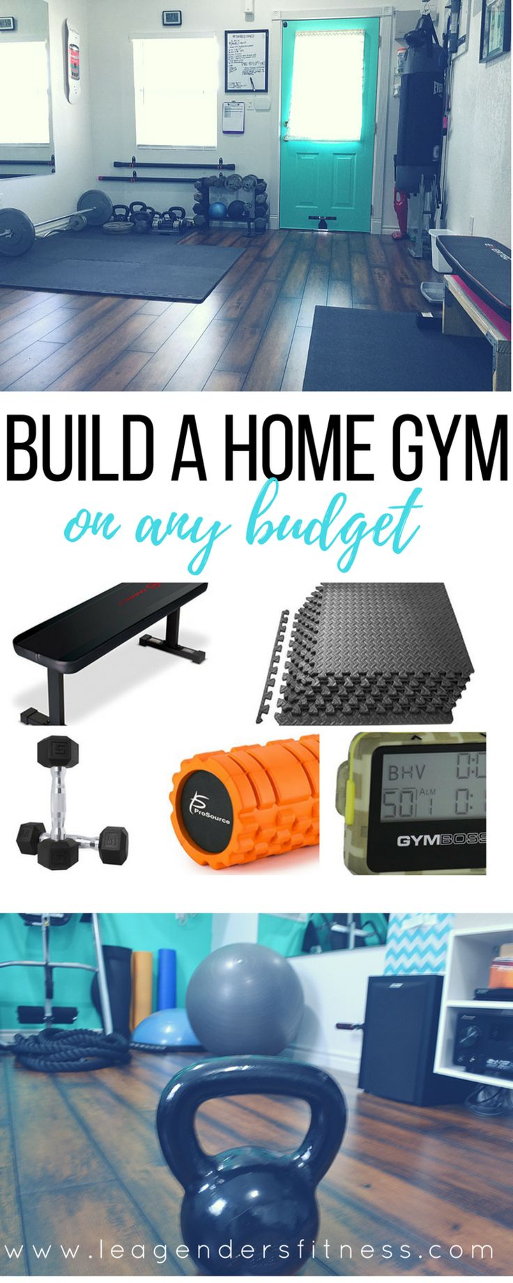 I workout at home in the #shredshed but it is not your typical home gym. We  went all-out and built our ideal gym environment in a separate building on  our property. Since I am a trainer, it is part home gym, part private  studio. I can train clients in a studio environment without the monthly  overhead. For me, spending more on building my own gym made sense.  (Although I do miss the pool and sauna at the big box gym.)   There are a lot of benefits of a home gym. You eliminate the commute…