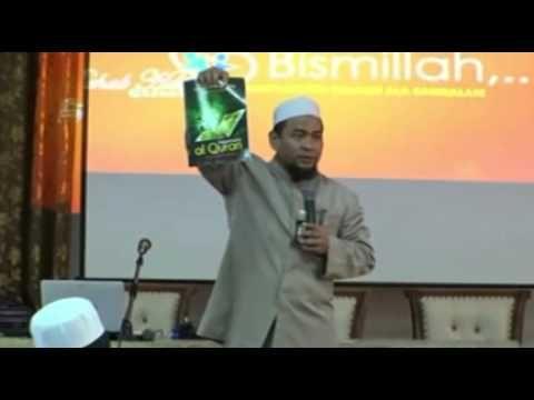 Kursus Bagaimana Al-Quran menyembuhkan Hebatnya Energy Mukjizat Alquran siri 1 Ust Zulkifli M Ali Lc - YouTube