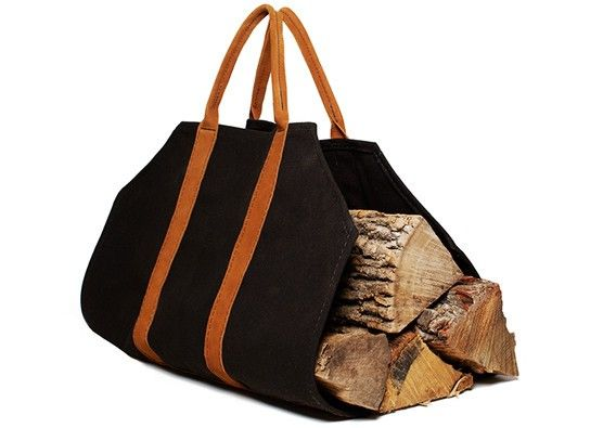 10 Easy Pieces: Firewood Log Carriers