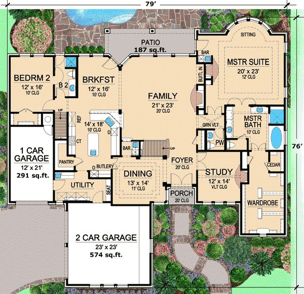 50 best images about floor plans on pinterest house for Game room floor plans ideas