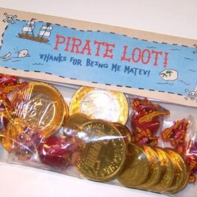 lots of pirate ideas
