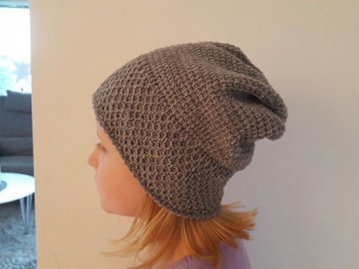 Tunisian crochet hat Ninesdesign Pinterest Crochet, Crochet hats ...