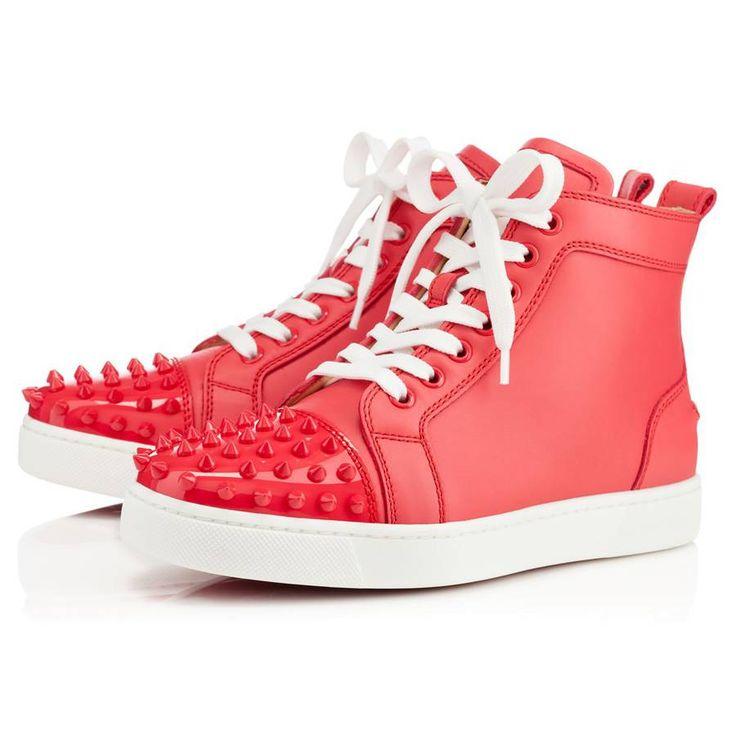 sneakers louboutin pour femme