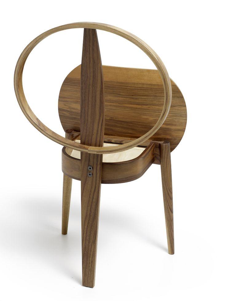 Valet chair in walnut  mydadsblog bim