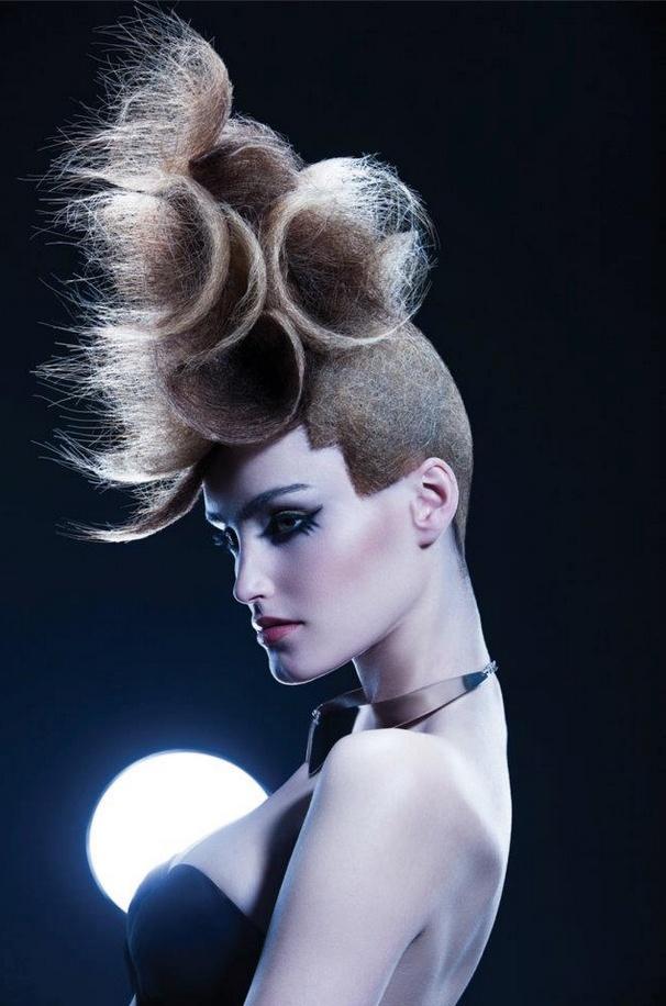#avantgardehair #creativehair #hairart #artistichair #beauty #hair #hairproducts #professionalhairproducts #salonproducts #distributor #BeautyProDistributor