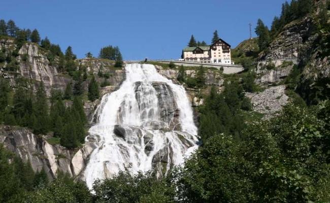 #Cascata del #Toce, #ValleFormazza