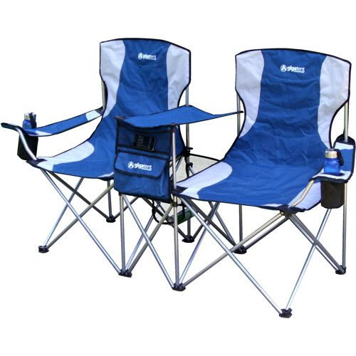 Gigatent Double Folding Chair Camping Stuff