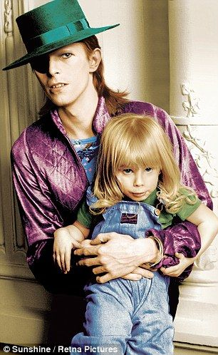 'Often I'd sit around being bored backstage at a concert': Duncan on life with dad David Bowie