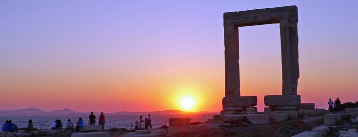 Greece Travel Packages - Athens to Naxos and Santorini Vacation Tour